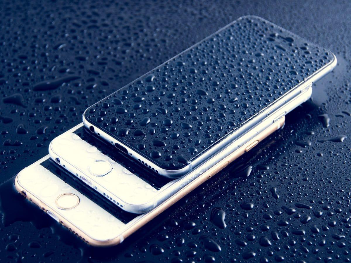 iphone liquid damage