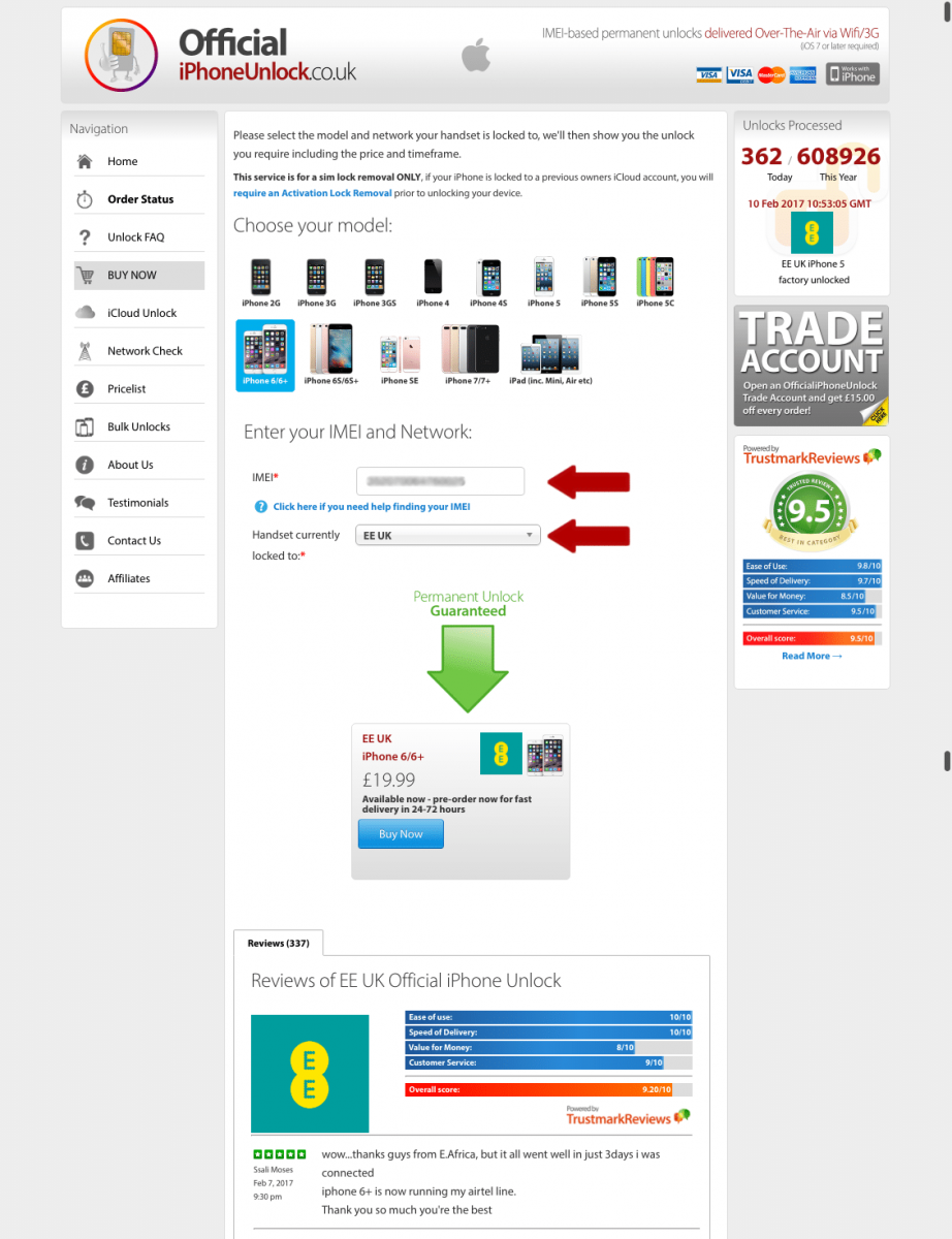 officialiphoneunlock.co.uk - iphone network unlock 01
