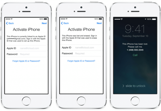 Bypass iCloud activation lock